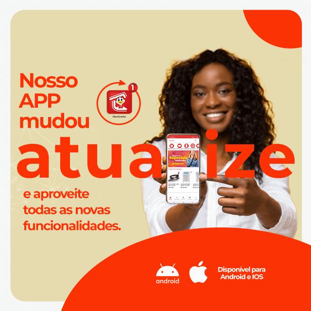 App Atualize