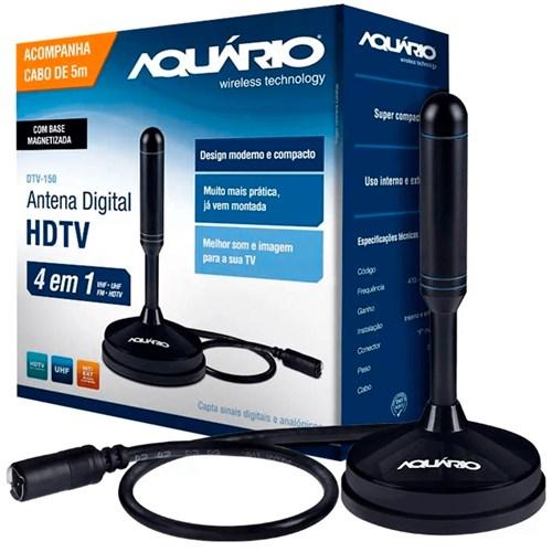 Antena interna Aquario DTV-150