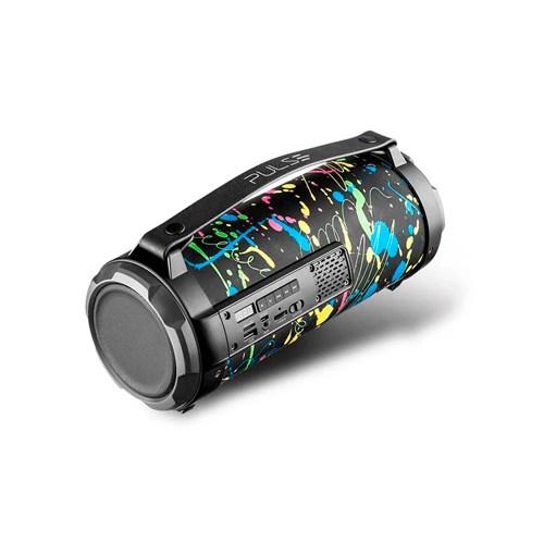 Aparelho de Som Portátil Pulse Bazooka SP361 80W