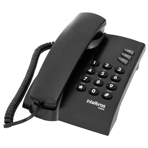Aparelho de telefone Intelbras - Pleno