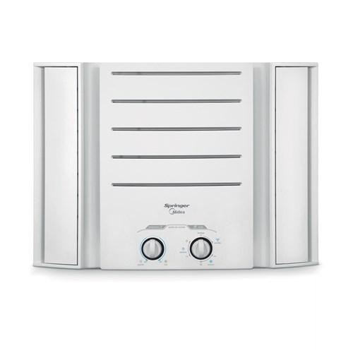 Ar condicionado de Janela Springer Midea 7500 BTUs - QCI075BB Frio 220v