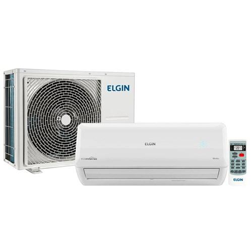 Ar condicionado Split Elgin Rotativo Inverter 12000 BTUs - HVFI12B2IA Frio 220v