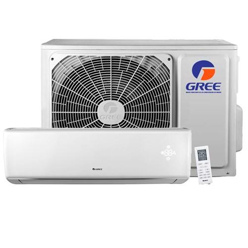 Ar condicionado Split GREE 18000 BTUs - GWC18QD/D3NNB4C Frio 220v