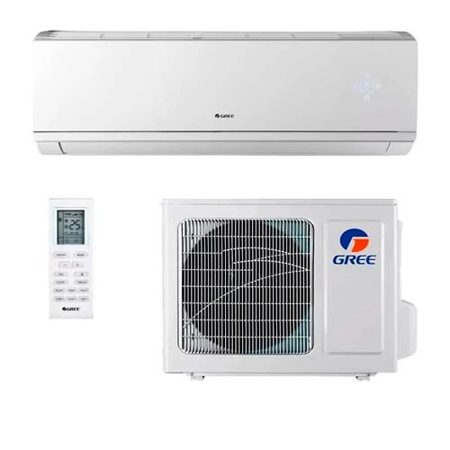 Ar condicionado Split Inverter Eco Garden Gree 18000 BTUs - GWC18QD-D3DNB8M Frio 220V
