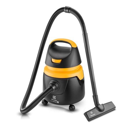Aspirador de Pó e Água Electrolux Acqua Power AQP20 - 1250w Preto e Amarelo 110 volts