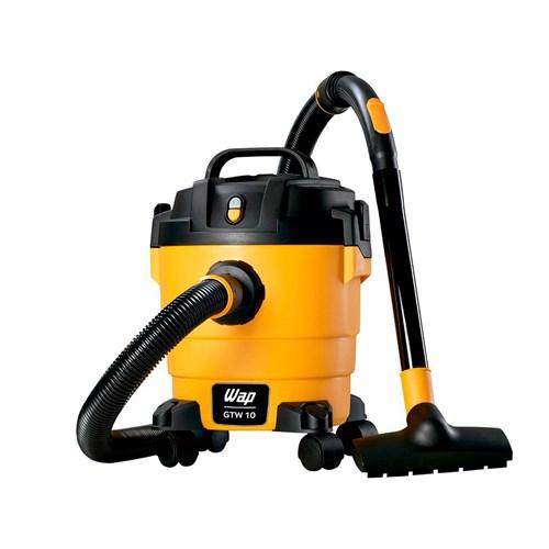Aspirador de Pó e Água Wap GTW 10 - Amarelo e Preto 1400W 110v