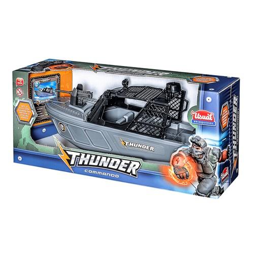 Barco Thunder Commando - Usual Brinquedos 406