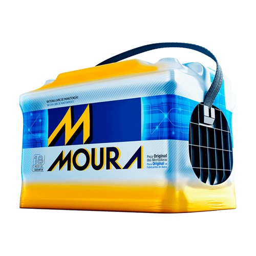 Bateria Automotiva Moura M60GD