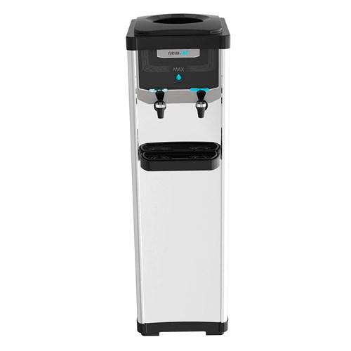 Bebedouro de Água New Up Max de Coluna - Inox 110V