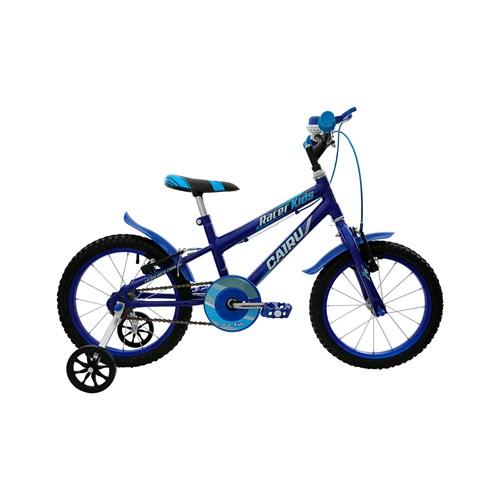 Bicicleta Aro 16 Cairu MTB - Azul Racer Kids 319372