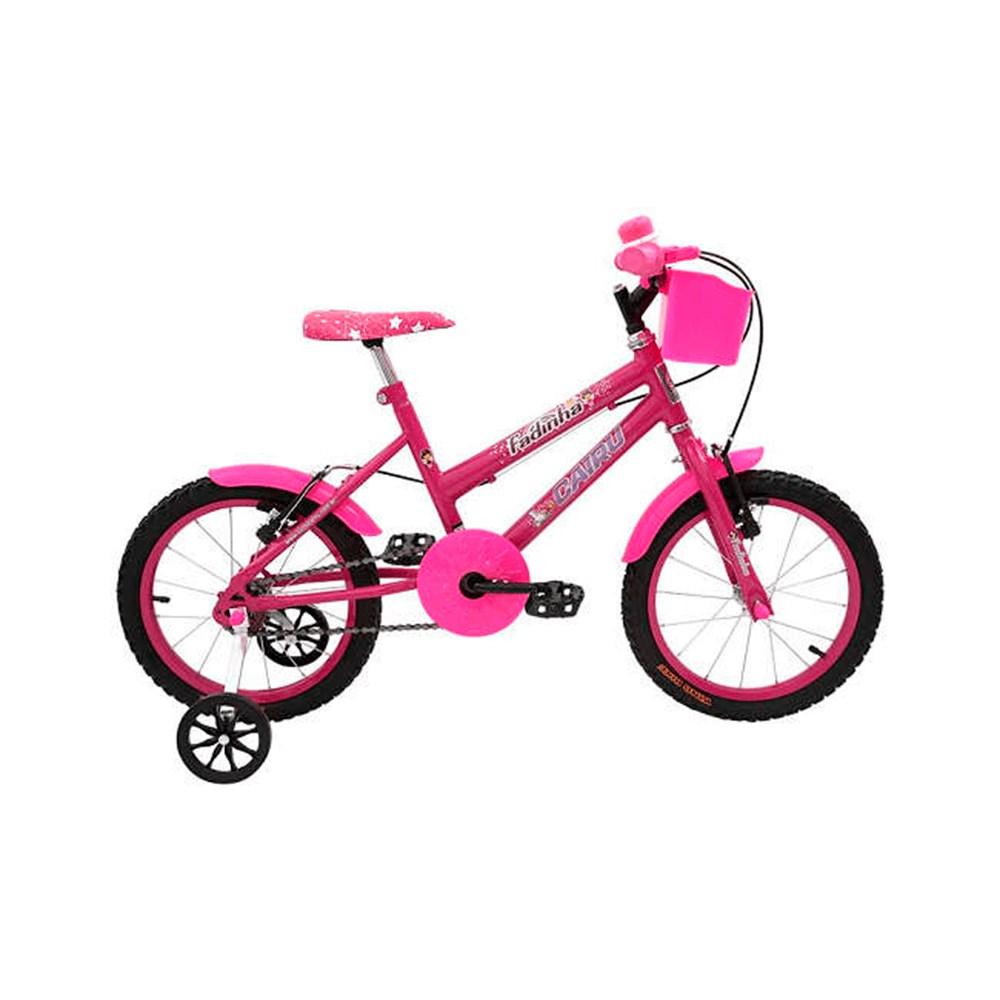 Bicicleta Aro 16 Cairu MTB - Rosa/Pink Fadinha 319370