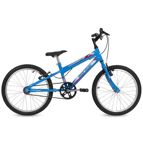 Bicicleta Aro 20 Top Lip Mormaii - Azul