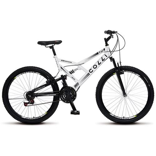 Bicicleta Aro 26 GPS 148 Colli  - Branco