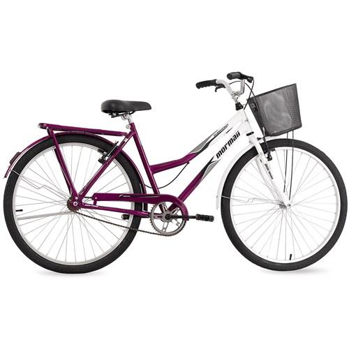 Bicicleta Aro 26 Soberana Mormaii - Violeta