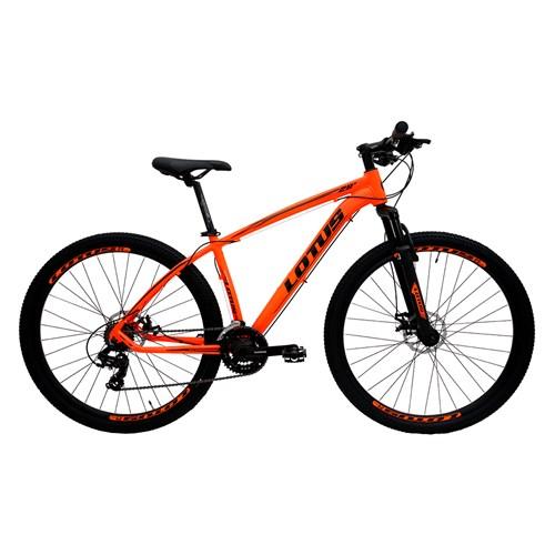 Bicicleta Aro 29 Cairu Lotus - Laranja/Preto 317327