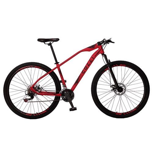 Bicicleta Aro 29 Duster Single Colli - Vermelha