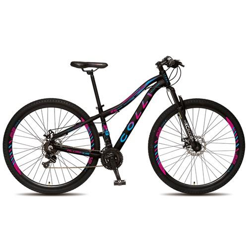 Bicicleta Aro 29 Shimano 541 Colli - Bicolor
