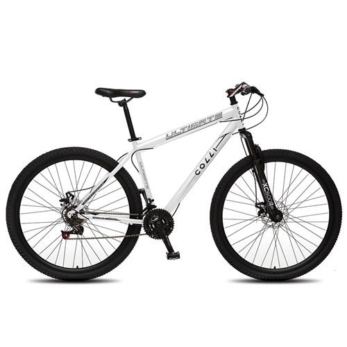 Bicicleta Aro 29 Ultimate MTB 425 Colli - Branco