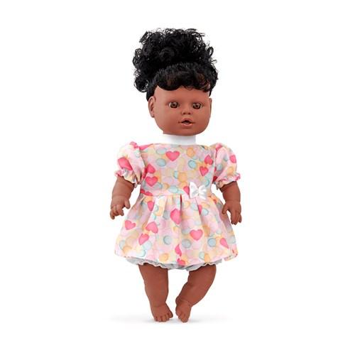 Boneca Adijomar 423 - Isadora Negra