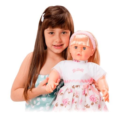 Boneca Adijomar Babalu - 379 com Falas
