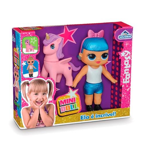 Boneca Adijomar Mini Doll Fantasy - 416