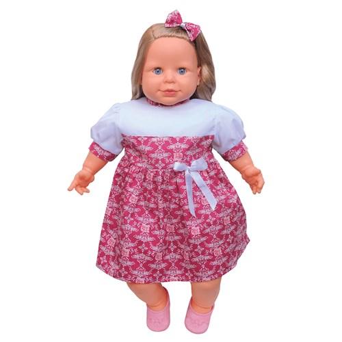 Boneca Adijomar Yasmin com Falas - 383