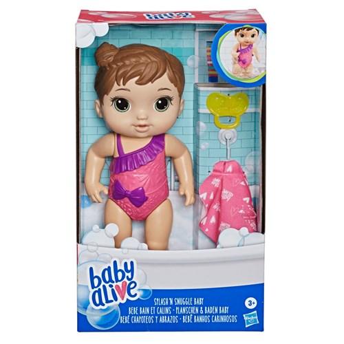 Boneca Baby Alive - Banhos Carinhosos Hasbro