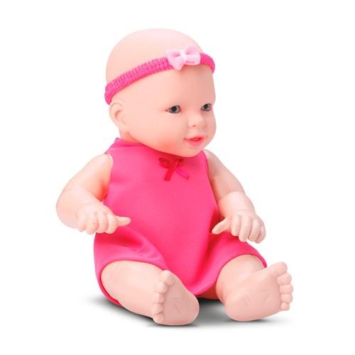 Boneca Clara Baby Divertoys 091