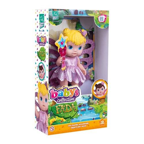 Boneca Collection Fada - 482 Super Toys