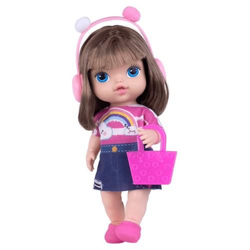 Boneca Collection Influencer - 475 Super Toys