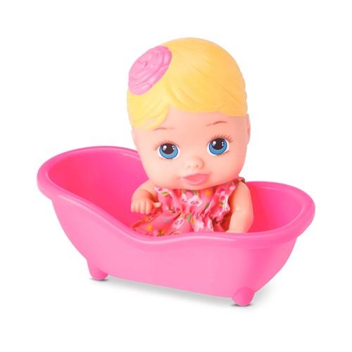 Boneca Little Dolls Casinha 8023 Divertoys
