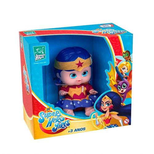 Boneca Super Hero Girl Mulher Maravilha - Super Toys