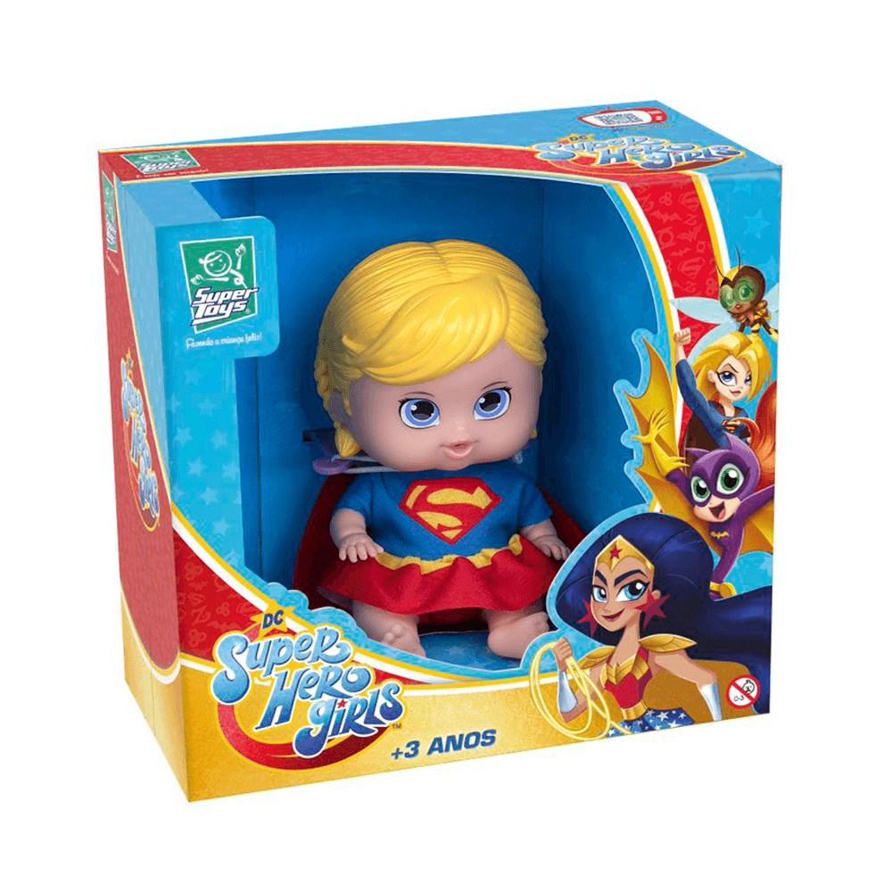 Boneca Super Hero Girl  - Super Toys 447