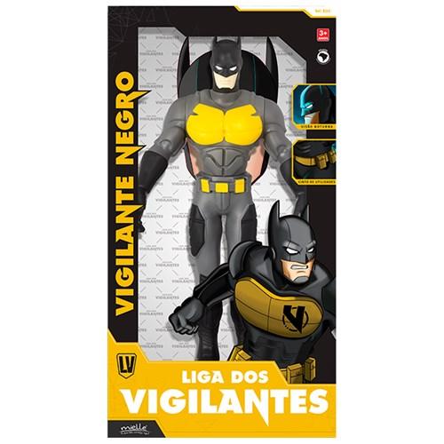 Boneco Mielle Vigilante Negro - B243