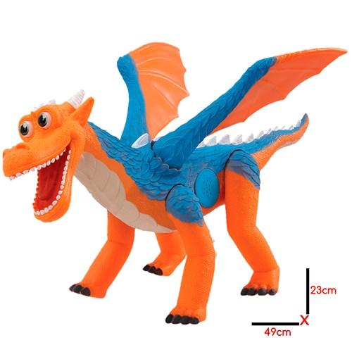 Brinquedo Adijomar Dragon Um Novo Amigo - 0839