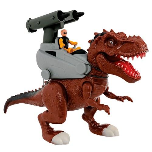 Brinquedo Adijomar Tirano Rex Attack Missil - 863