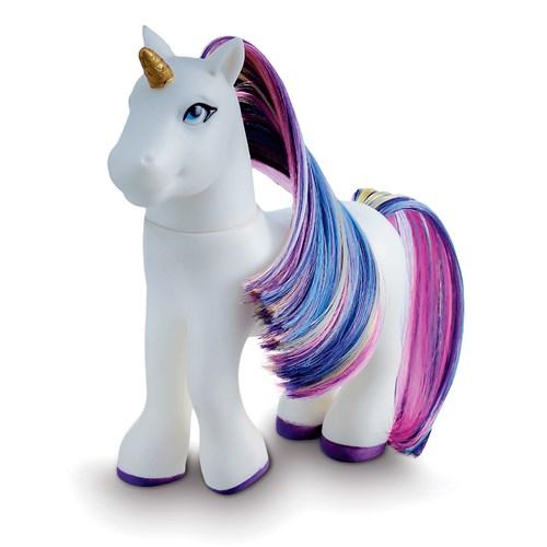 Brinquedo Adijomar Unicornio com Acessórios - 0400