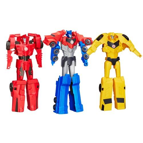 Brinquedo Boneco Hasbro Transformers Changer - B2238