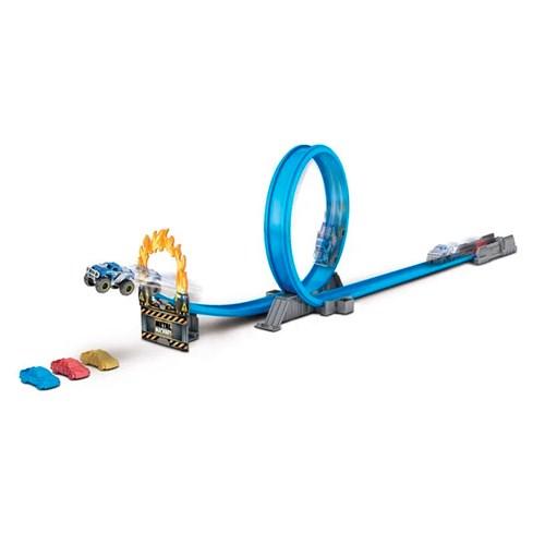 Brinquedo Candide Pista de corrida Metal Machines - Road Rampage 8701