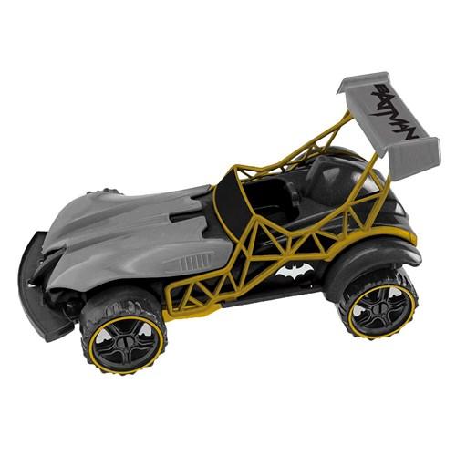 Brinquedo Carrinho Candide Batman Piloto Destemido - 9062