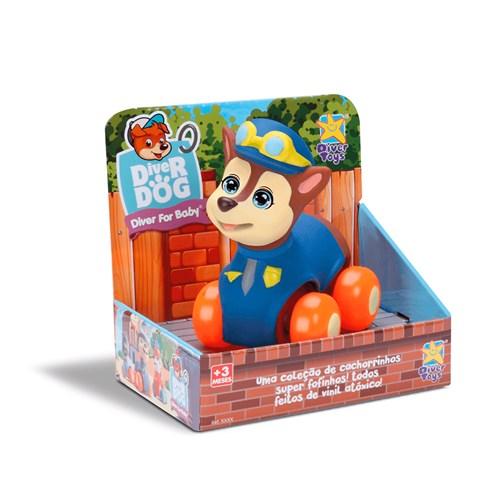 Brinquedo Divertoys - Diver For Baby Dog 8094