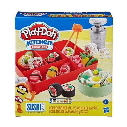 Brinquedo Hasbro Play Doh Sushi - E7915/6645
