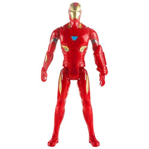 Brinquedo Hasbro Titan Hero Homem de Ferro - E3918