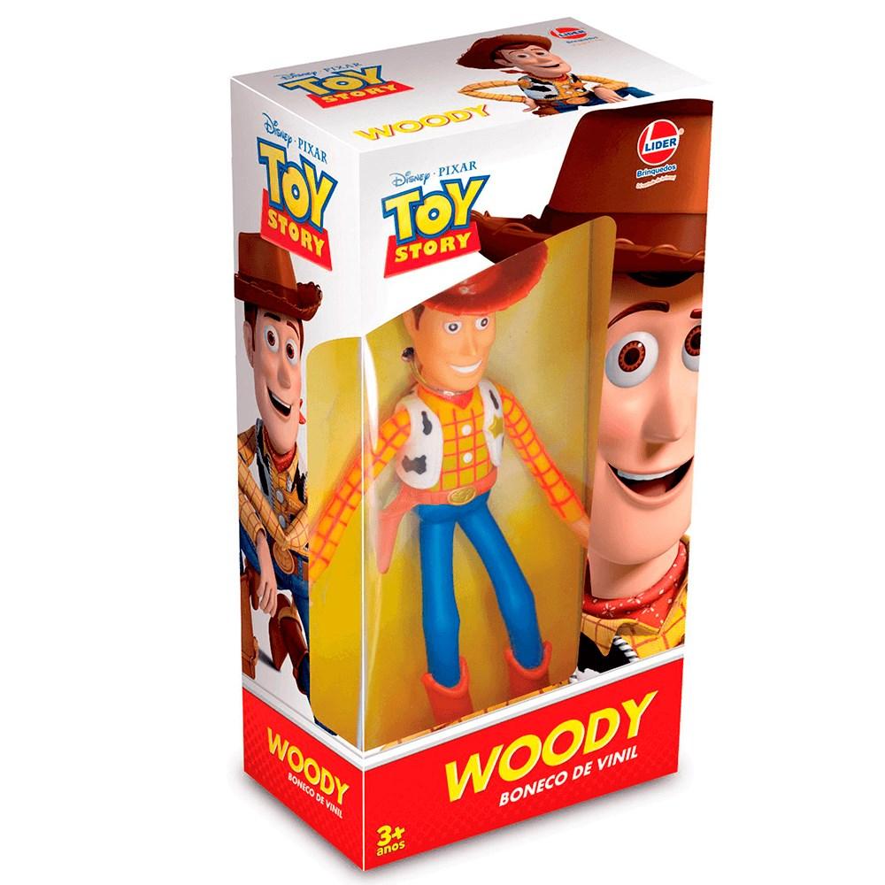 Brinquedo Lider Boneco Woody - 2588