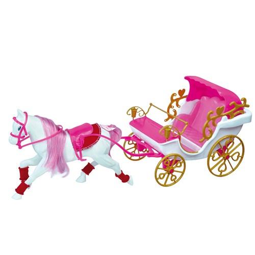 Brinquedo Lider Carruagem Real - 2326