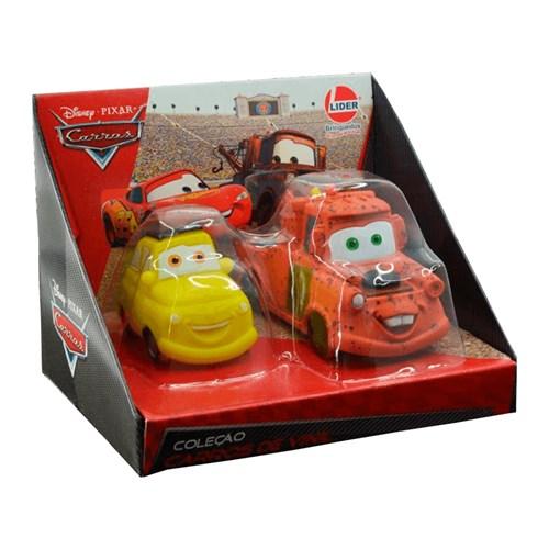 Brinquedo Lider Coleção Carros de Vinil - 629