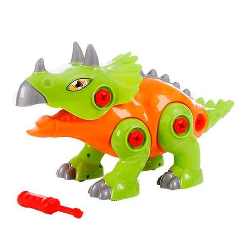 Brinquedo Maral Triceratops com Som - 4169
