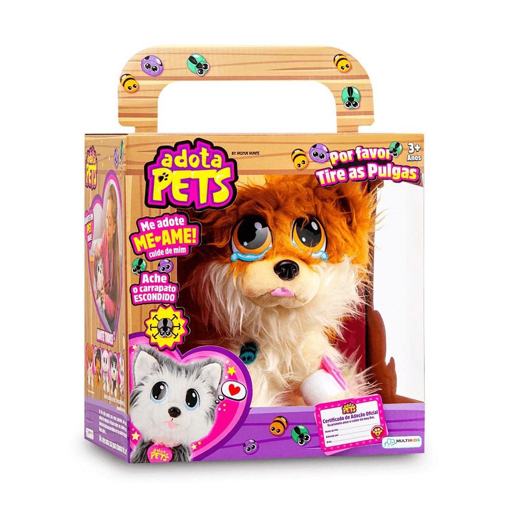 Brinquedo Multikids Adota Pets Lulu - BR1066