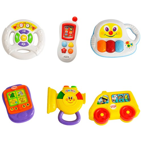 Brinquedo Multikids Meu primeiro Brinquedo - BR1023