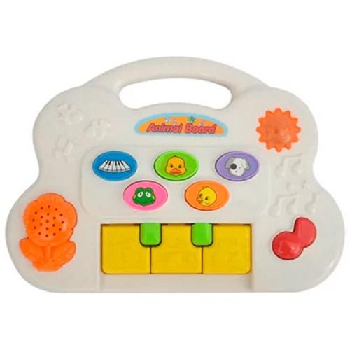 Brinquedo Multikids Piano Fazendinha - BR1024
